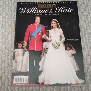 Royal Wedding Magazine
